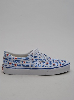 Vans Era I heart Vans True white