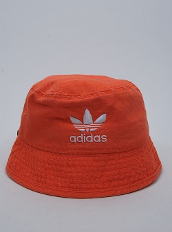Adidas Bucket hat ac Truora white
