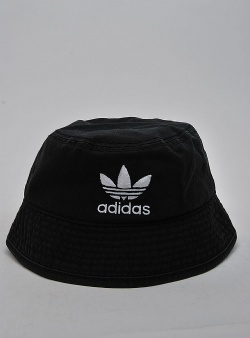 Adidas Bucket hat ac Black white