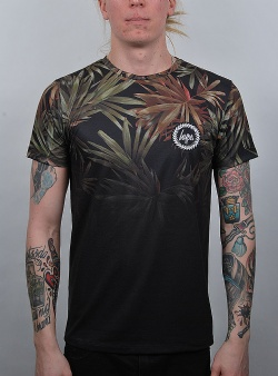 Hype Palm camo fade tee Multi
