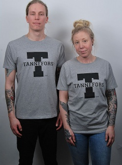 Sportif Tannefors tee Grey heather