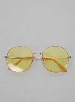 Vans Daydreamer sunglasses Yolk yellow gold