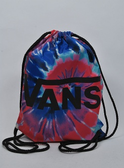 Vans Benched bag Black tie dye