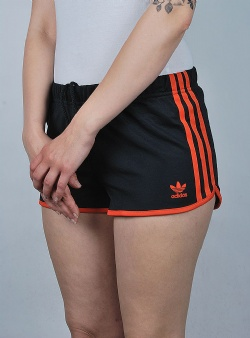Adidas Shorts Black craora