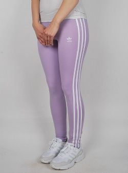 Adidas 3 str tight Purglo