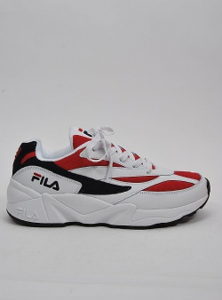 Fila V94m low White fila navy fila red