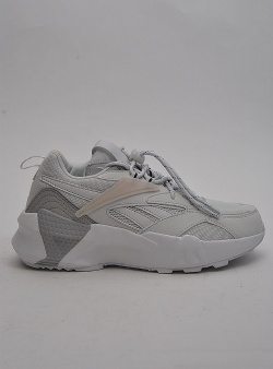 Reebok Aztrek double mix laces True grey skull grey white