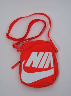 Nike Heritage small items bag 2.0 Bright crimson