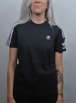 Adidas Lock up tee Black