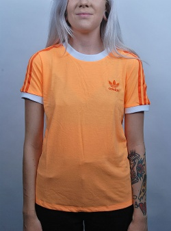 Adidas 3 stripes tee Flaora