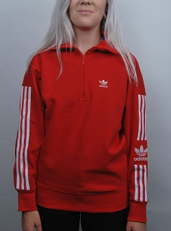 Adidas Lock up sweat Scarlet red