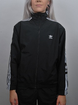 Adidas Lock up w track top Black