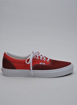 Vans Era retro sport Biking red true white