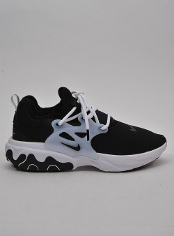 Nike React presto Black black white