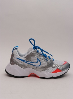 Nike Air heights womens White photo blue