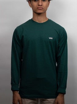 Vans Left chest hit ls tee Vans trek