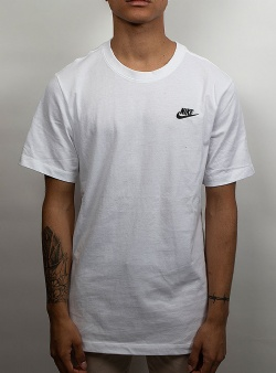 Nike Nsw club tee White