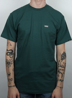 Vans Left chest logo tee Vans trek