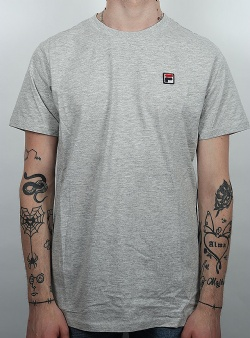 Fila Seamus tee Light grey melange bros