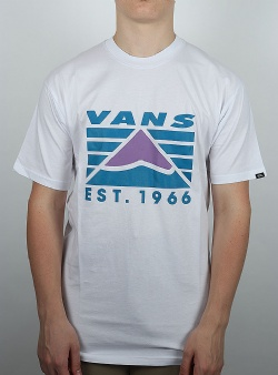 Vans Hi-point tee White