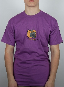 Vans Skate tv tee Dewberry