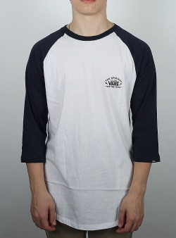 Vans Bolt action raglan White