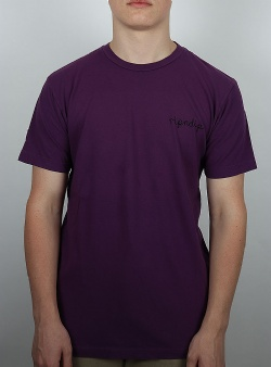 Rip n Dip Tangled tee Purple