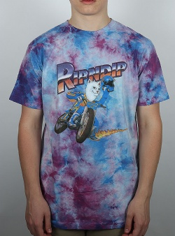 Rip n Dip Speed racing tee Spiral dye
