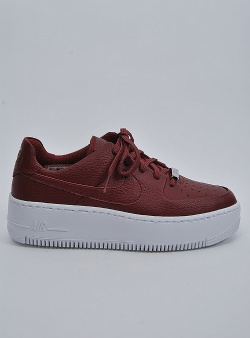 Nike Air force 1 sage low Team red team red noble red