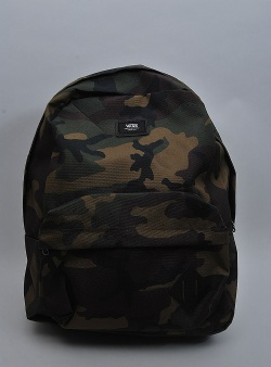 Vans Old skool III backpack Camo