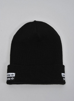 Adidas Cuff knit beanie Black white