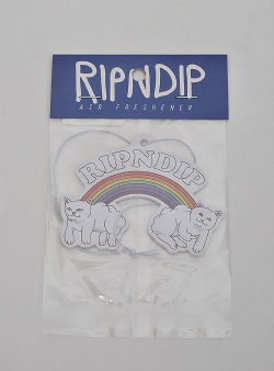 Rip n Dip Double nerm rainbow air freshener White