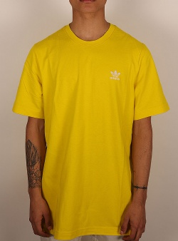 Adidas Essential tee Yellow