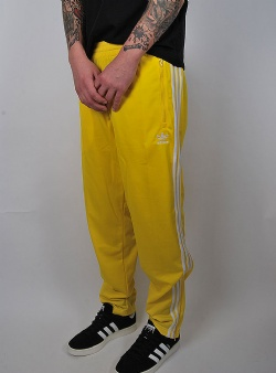 Adidas Firebird track pant Yellow