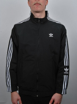 Adidas Lock up track top Black