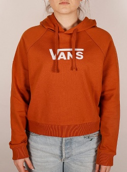Vans Flying v ft boxy hoody Adobe