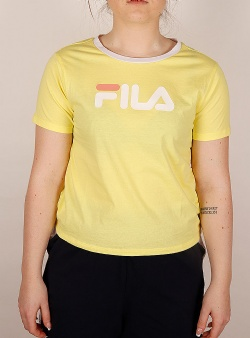Fila Salome tee Limelight