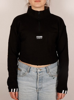 Adidas Cropped sweat Black