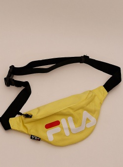 Fila Waistbag slim Limelight