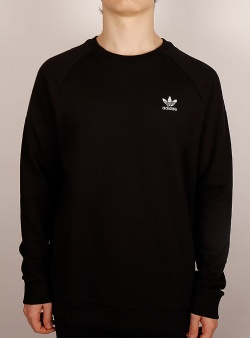 Adidas Essential crew Black