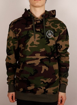 Vans Old skool circle pullover hood Camo
