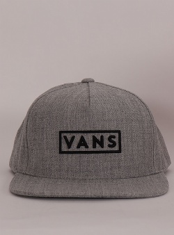 Vans Easy box snapback Heather grey