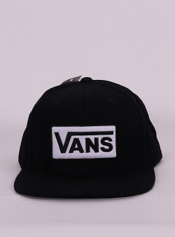 Vans Patch snapback Black