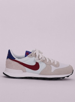 Nike Internationalist womens Summit white noble red