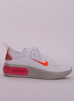 Nike Air max dia White hyper crimson pink foam