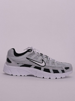 Nike P-6000 Pure platinum white black