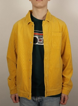 Wemoto Conrad jacket Yellow