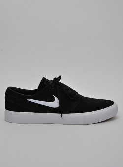 Nike Zoom stefan janoski rm Black white thunder grey gum light brown