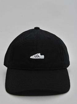 Adidas Super cap Black white