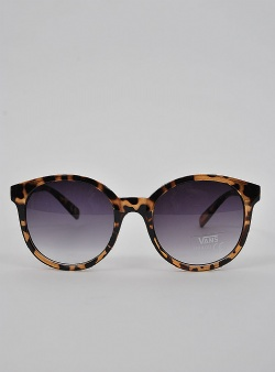 Vans Rise and shine shades Tortoise gradient lens